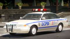 Ford Crown Victoria Police V1.1 para GTA 4