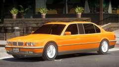 BMW 750IL E38 Tuned