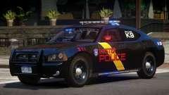 Dodge Charger ST Police V1.2 para GTA 4