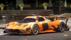 Pagani Zonda GT-R PJ2 para GTA 4