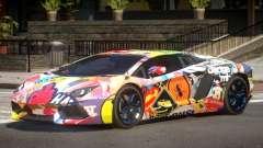 Lamborghini Aventador RS PJ4 para GTA 4