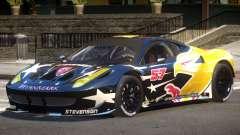 Ferrari 458 GT2 V1.0 para GTA 4