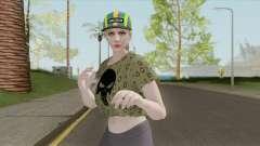 Random Female Skin Rubia V2 (GTA Online) para GTA San Andreas
