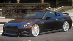 Nissan GT-R Sport V1.0 para GTA 4