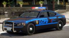 Dodge Charger Police Liberty para GTA 4