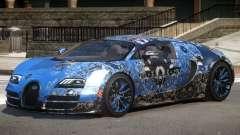 Bugatti Veyron 16.4 GT PJ4 para GTA 4