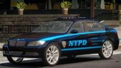 BMW 350i Police V1.0 para GTA 4
