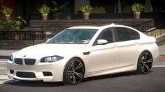 BMW M5 F10 Tuned para GTA 4