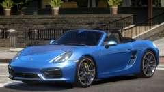 Porsche Boxster GTS Spider V1.0 para GTA 4