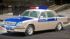 GAZ 31105 Police V1.0 para GTA 4