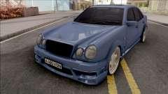 Mercedes-Benz E-class W210 KLEEMANN