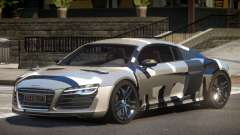 Audi R8 V10 GT PJ4 para GTA 4