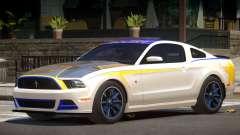 Ford Mustang RS V1.0 PJ3 para GTA 4