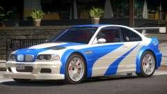 BMW M3 GTR V1.0 para GTA 4