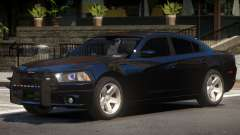 Dodge Charger RT Police V1.0 para GTA 4