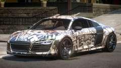 Audi R8 V10 GT PJ1 para GTA 4
