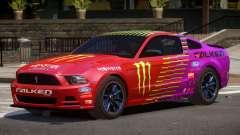 Ford Mustang RS V1.0 PJ2 para GTA 4