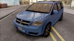 Dodge Grand Caravan 2009 para GTA San Andreas