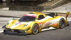 Pagani Zonda GT-R PJ7 para GTA 4
