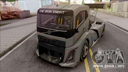 Volvo Iron Knight para GTA San Andreas
