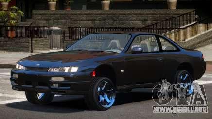 Nissan Silvia S14 RS para GTA 4