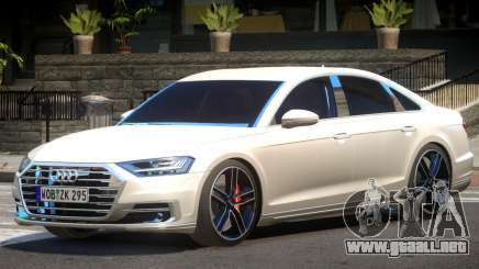 Audi A8 Spec Edition para GTA 4