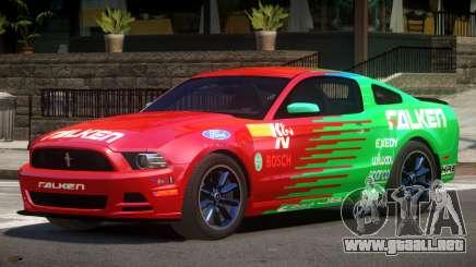 Ford Mustang RS V1.0 PJ1 para GTA 4