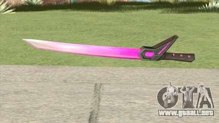 Saber Sword (MLBB) para GTA San Andreas