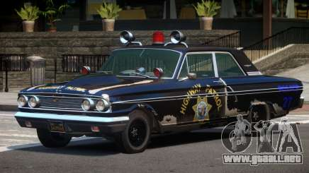 Ford Fairlane Police V1.0 para GTA 4