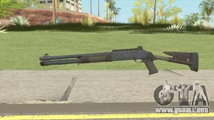 XM1014 Blue (CS:GO) para GTA San Andreas