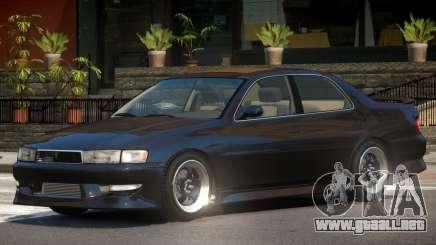 Toyota Cresta Tuned para GTA 4