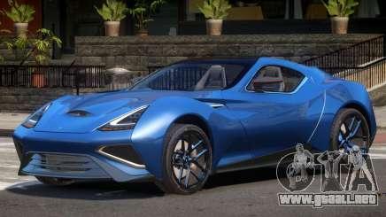Vulcano Titanium para GTA 4