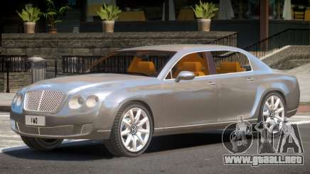 Bentley Continental para GTA 4