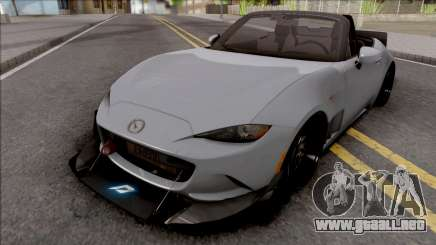 Mazda MX-5 2015 Custom Kit para GTA San Andreas