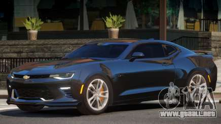 Chevrolet Camaro SS Elite para GTA 4