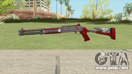 XM1014 Heaven Guard (CS:GO) para GTA San Andreas