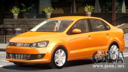 Volkswagen Polo V1.1 para GTA 4