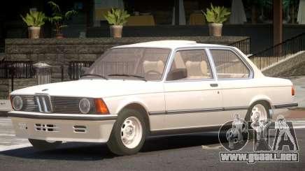 BMW E21 V1.0 para GTA 4