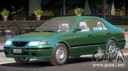 1997 Mazda 626 para GTA 4