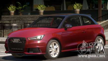 Audi S1 RS para GTA 4