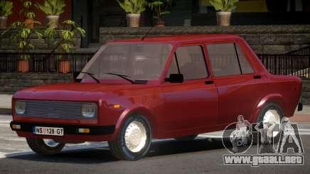 Fiat 128 V1.0 para GTA 4