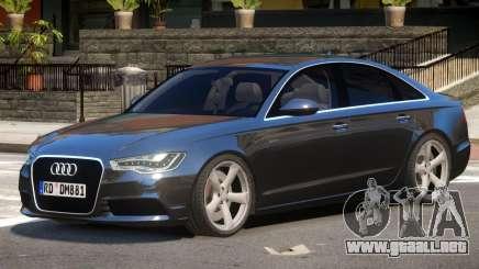 Audi A6 RS V1.0 para GTA 4