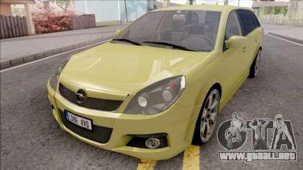 Opel Vectra C OPC Caravan para GTA San Andreas
