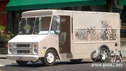 Chevrolet Step Van PJ2 para GTA 4
