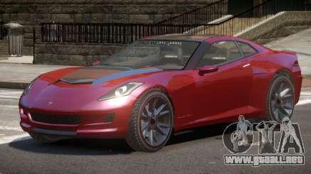 Invetero Coquette V1.0 para GTA 4