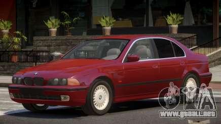 BMW 525I V1.0 para GTA 4