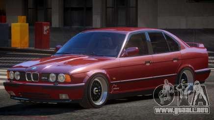 BMW M5 E34 Tuned para GTA 4