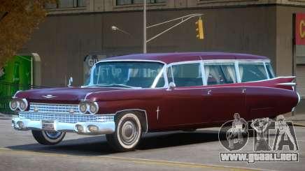 1959 Cadillac Miller V1.0 para GTA 4