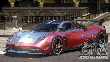 Pagani Huayra GT para GTA 4