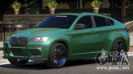 BMW X6 ST V1.0 para GTA 4